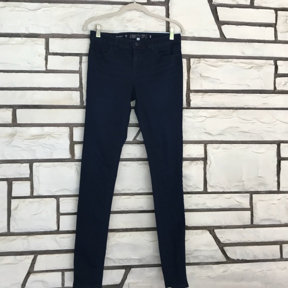 3875238cdf9e Jennifer Lopez Jeans   Super Dark Wash Skinny   Poshmark